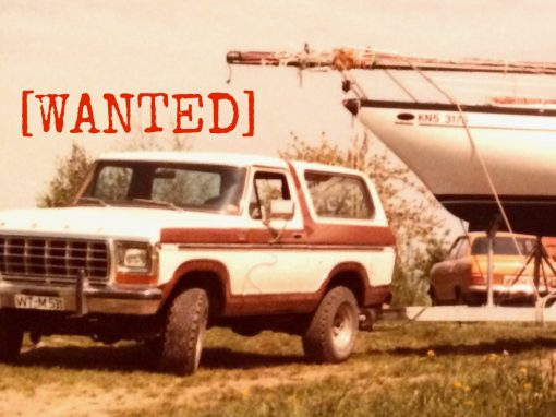 Wanted: Ford Bronco Ranger XLT gesucht